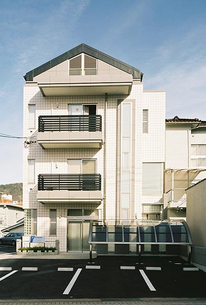 西田歯科併用住宅新築工事