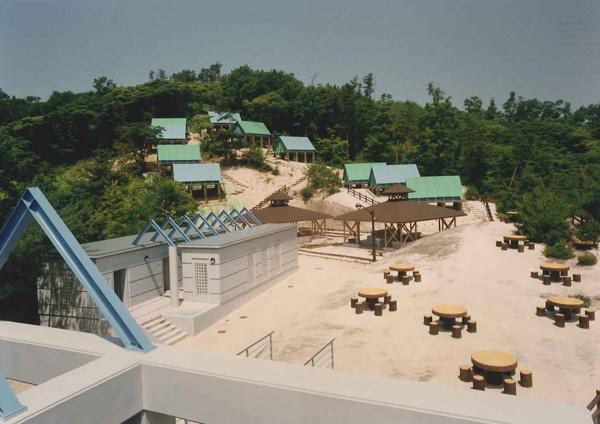 江田島青年の家キャンプ場整備建築工事