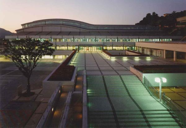 広島市総合屋内プール(仮称)新築工事