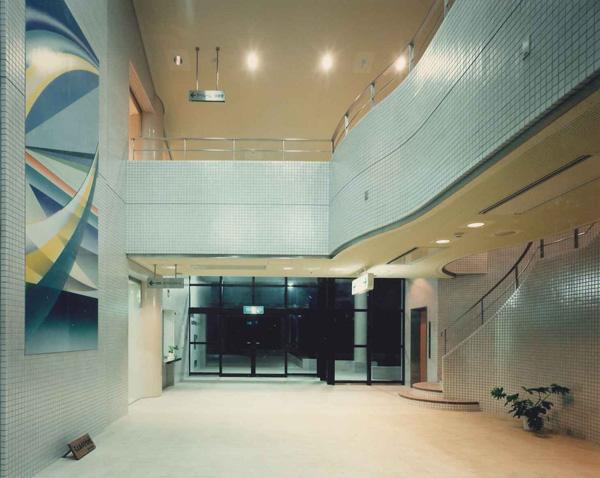 パレアモア広島・広島県立総合精神保健福祉センター新築工事