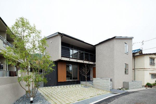 祇園の家新築工事