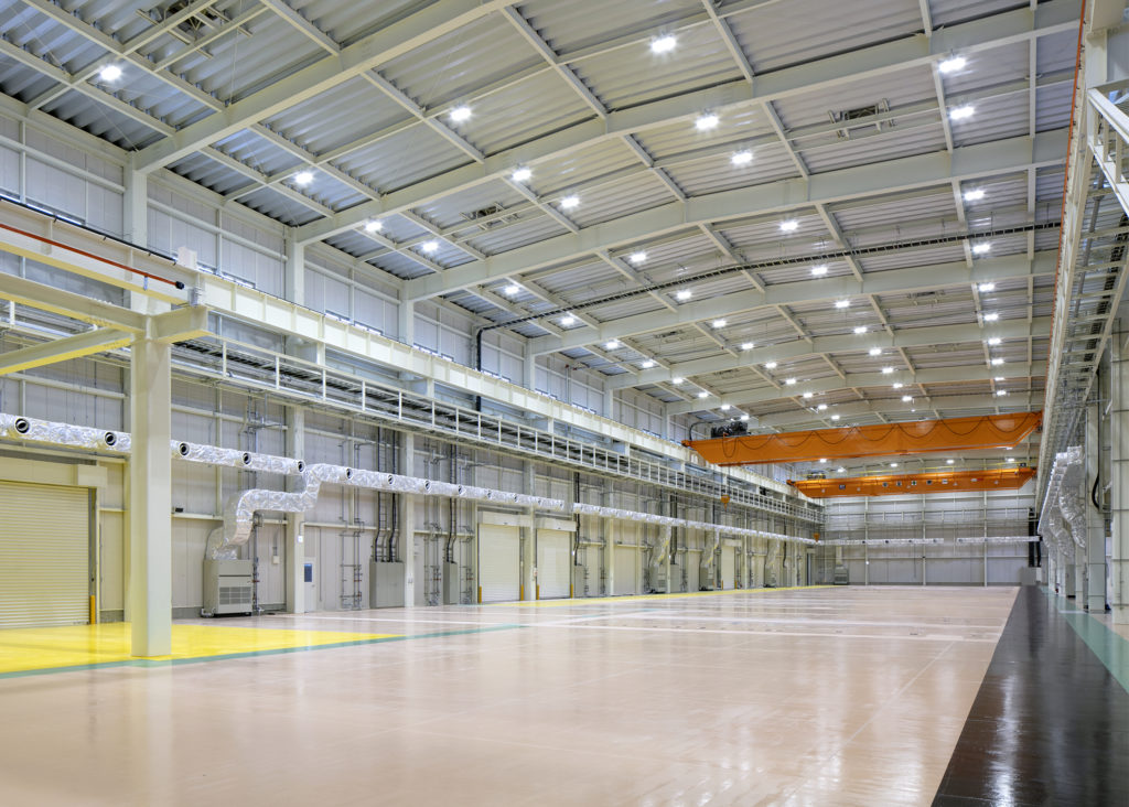 南条装備工業株式会社八千代第2工場増築工事