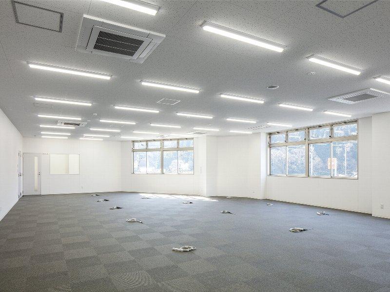 南条装備工場㈱八千代NGIC工場棟増築工事